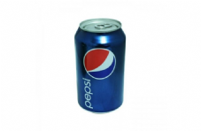 Pepsi safe can
